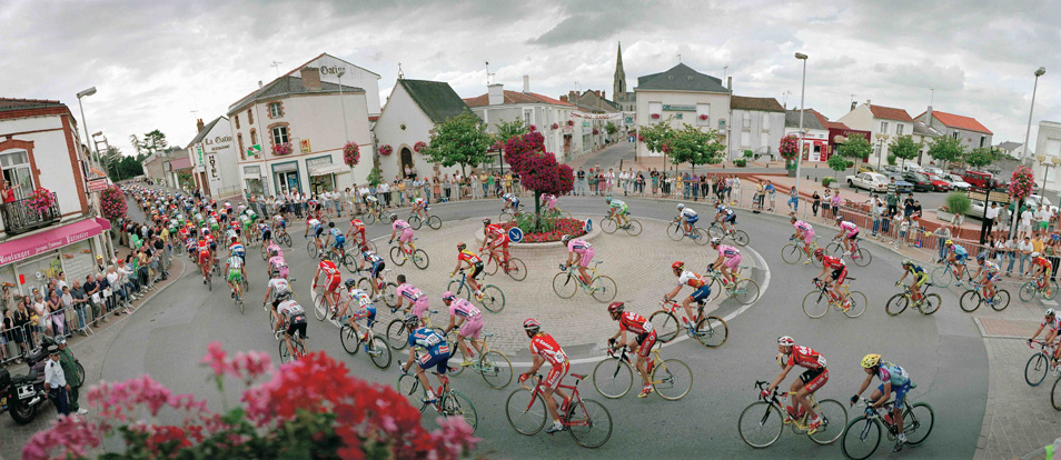 Tour de Panoramic (8 Photos)
