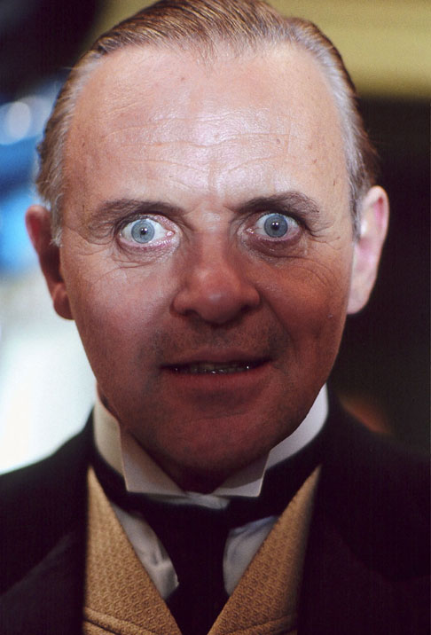 Above Sir Anthony Hopkins Anthony Hopkins