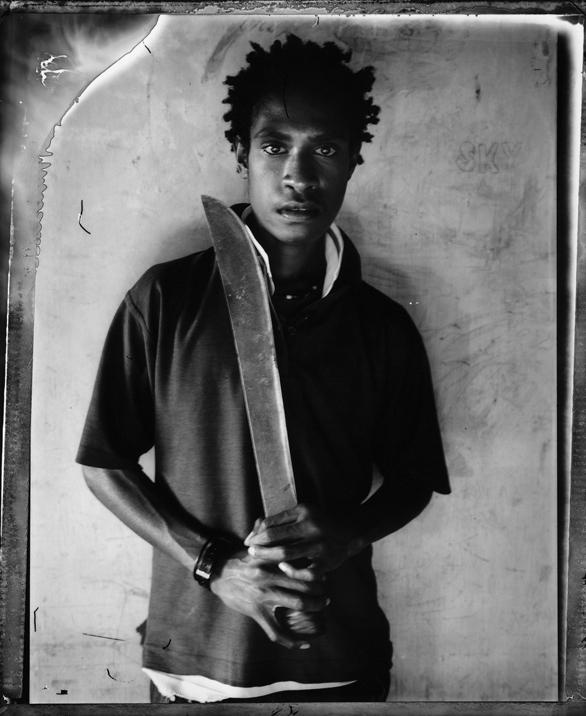 Raskols: The Gangs of Papua New Guinea (6 Photos)