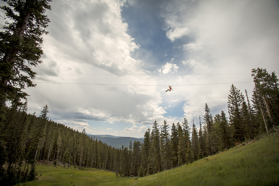 Rocky Mountain Zipline