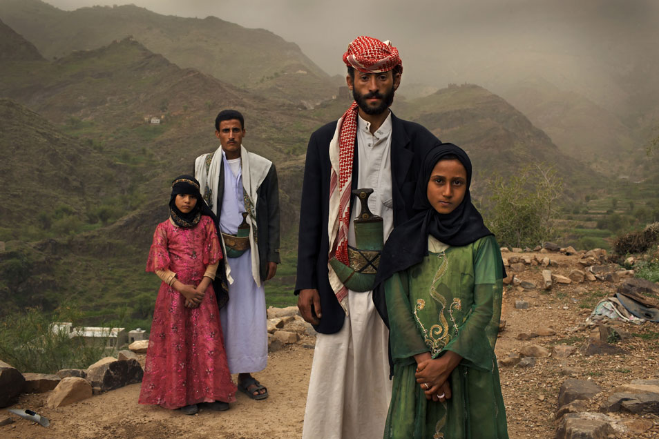 Child Brides (2 Photos)