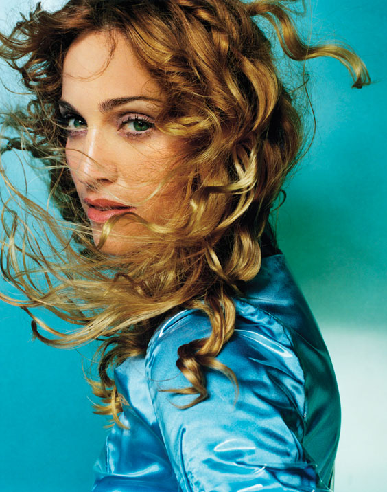 """""""Madonna, Miami,"""" 1997. © Mario Testino. From the exhibition """"In Your Face"""" by Mario Testino at the Museum of Fine Arts, Boston."""