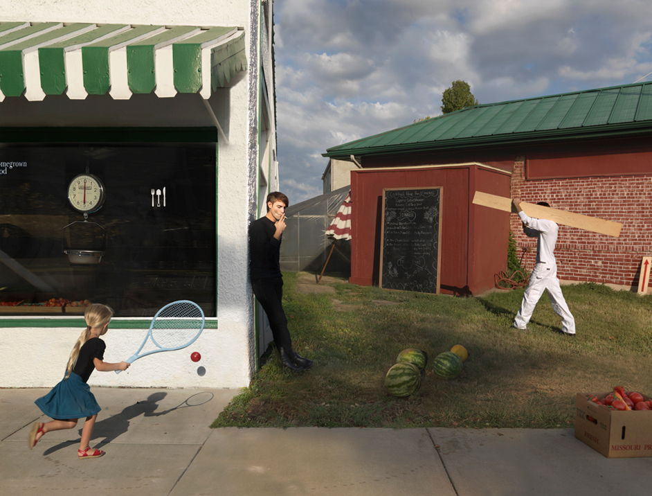 Julie Blackmon: Family Affairs
