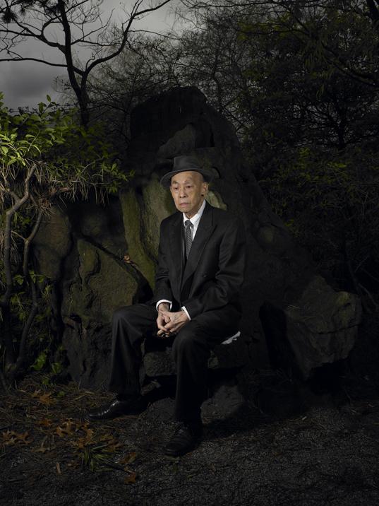 03-16-12 Gim Wong - Head Tax Activist - Vancouver BC - Pier 21 70260