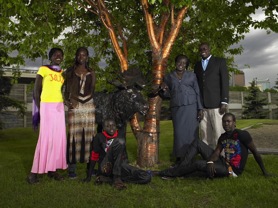 06-23-11 The Ojulu Family - Calgary AB 58574