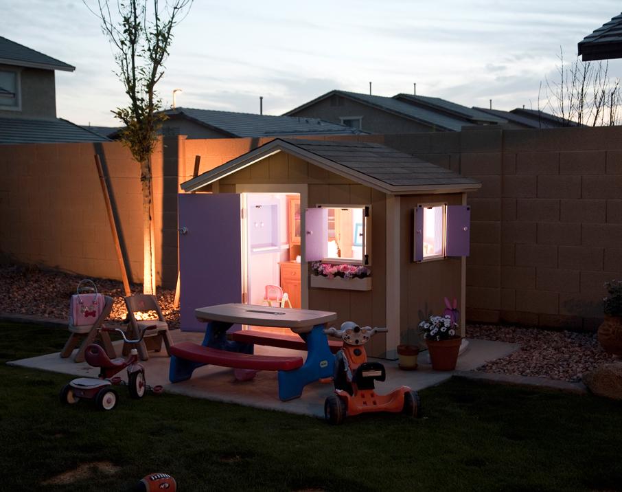 Little American Dream House