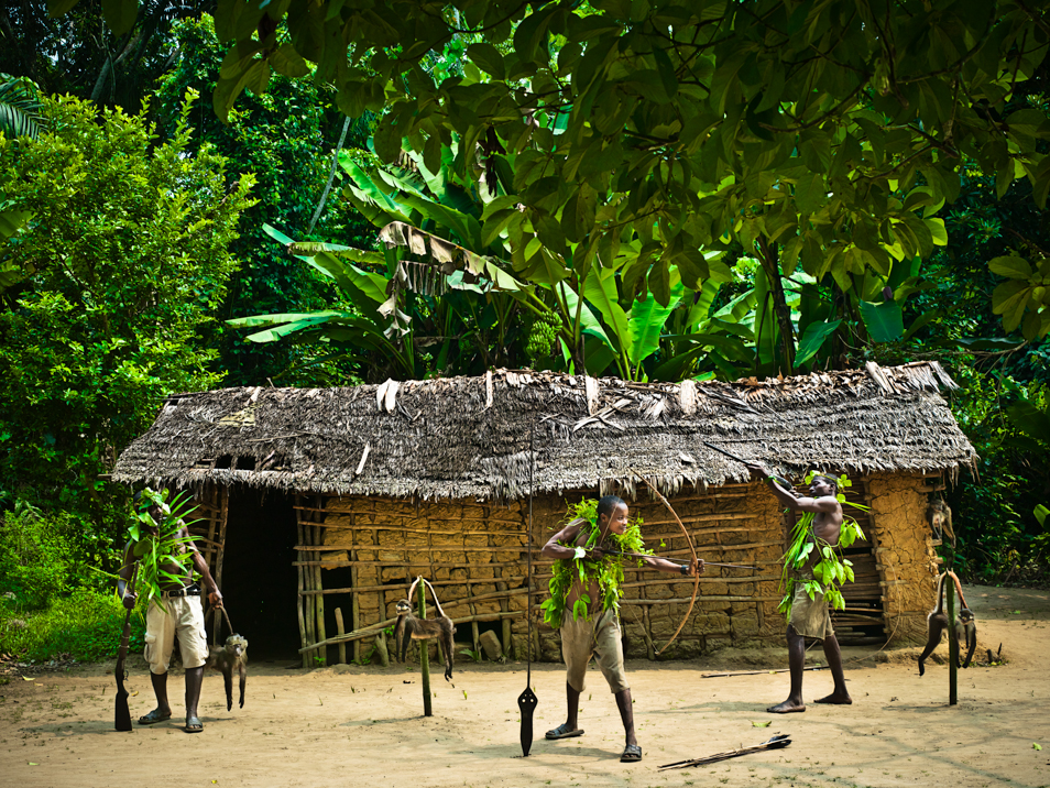 African Theater (10 Photos)