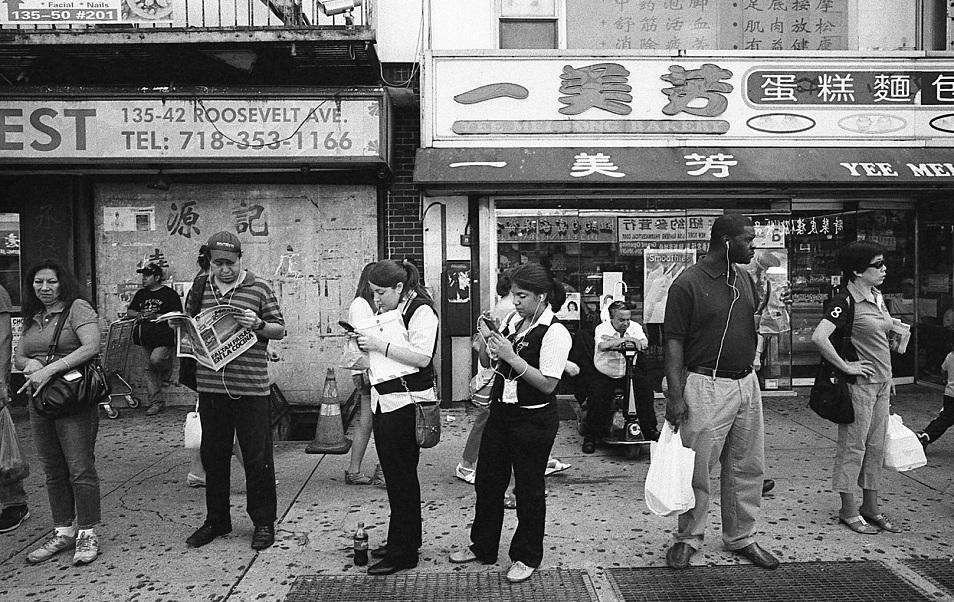 Streets of New York (3 Photos)