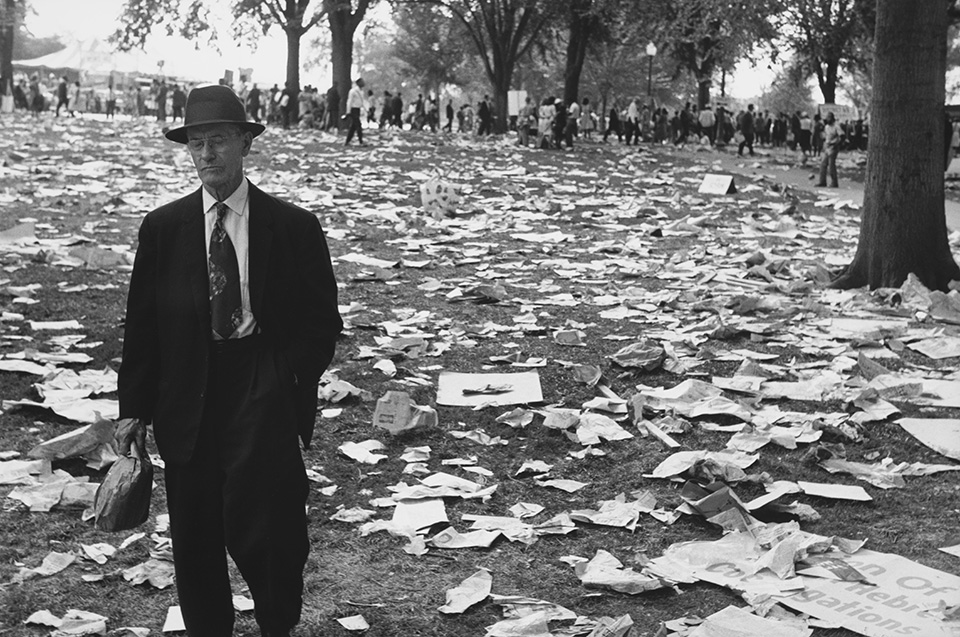 Leonard Freed: The March on Washington