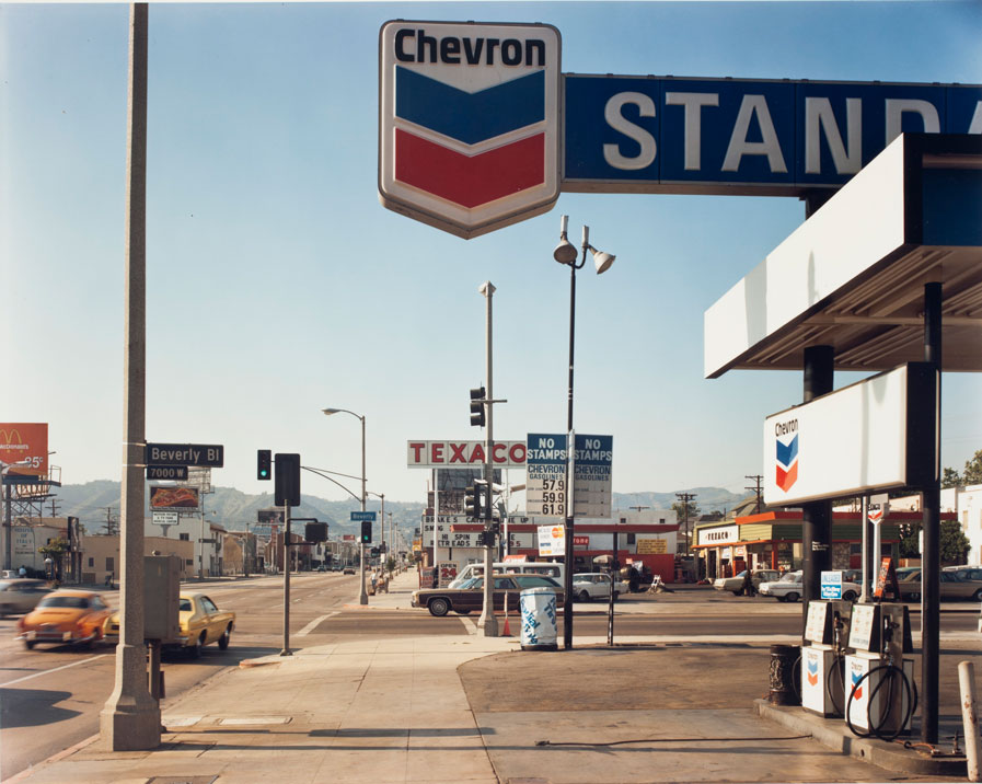 © 1975 Stephen Shore, courtesy of 303 Gallery, New York.