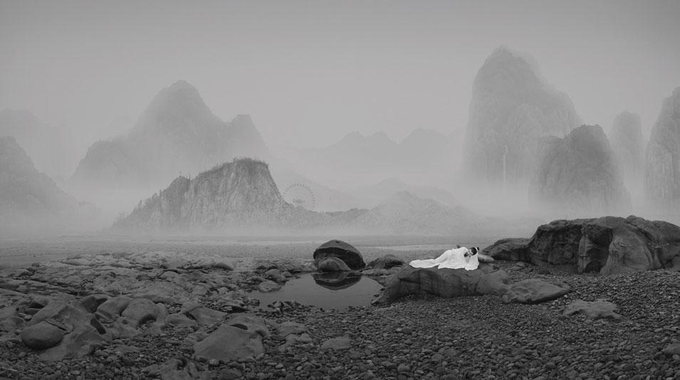 Courtesy Galerie Paris-Beijing. © Yang Yongliang