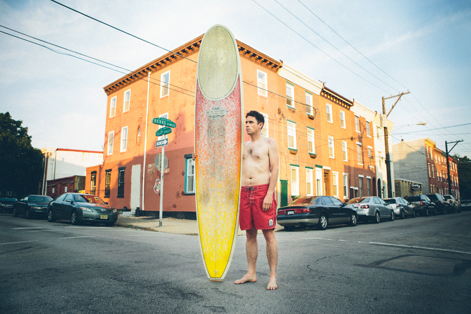 Urban Surfers