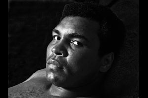 """Ali Training, 1978."" © Harry Benson"