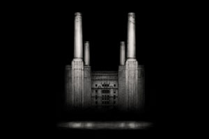 Battersea Power Station, London.  All Images © Irene Kung