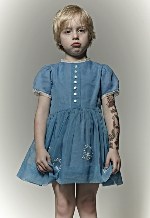 Boys In Dresses Pdn Photo Of The Day