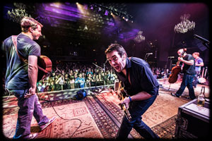 Yonder Mountain String Band at The Fillmore, 2012. © Jay Blakesberg