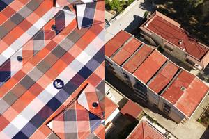 Aerial: Sicily; Shirt by adidas. © Joseph Ford