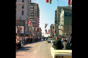 © Cecil Stoughton/John F. Kennedy Library/Courtesy of Abrams