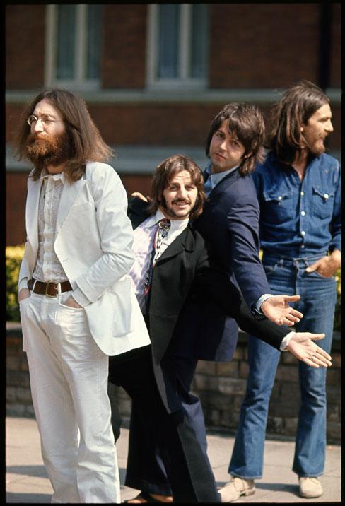 1969 Paul McCartney Photo By Linda