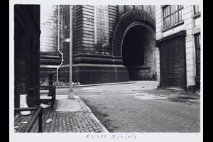 Duane Michals: Empty New York