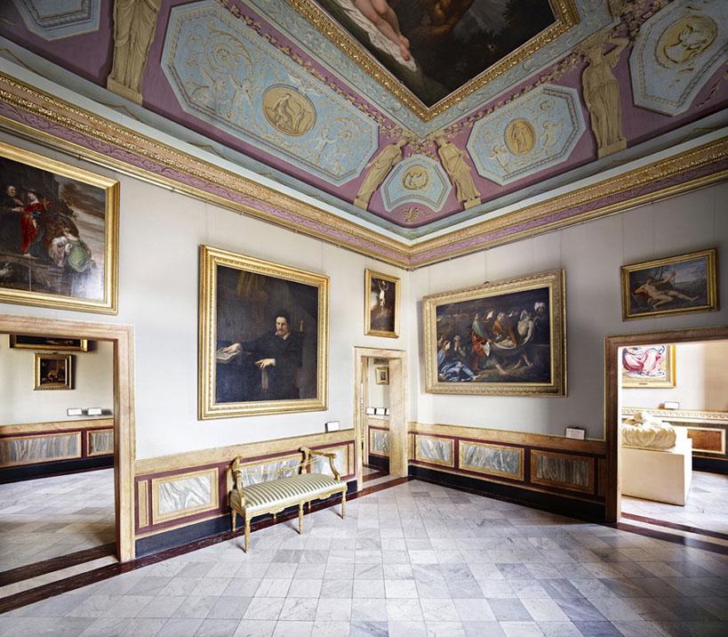 Rome Galeria: Villa Borghese Roma XIV, 2012