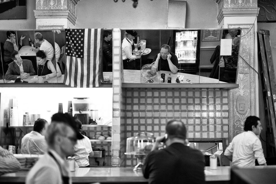Cafe Edison New York Menu