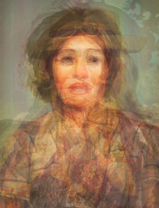 <b>Doug Keyes</b>/Courtesy Klompching Gallery - doug-keyes-portraits-1