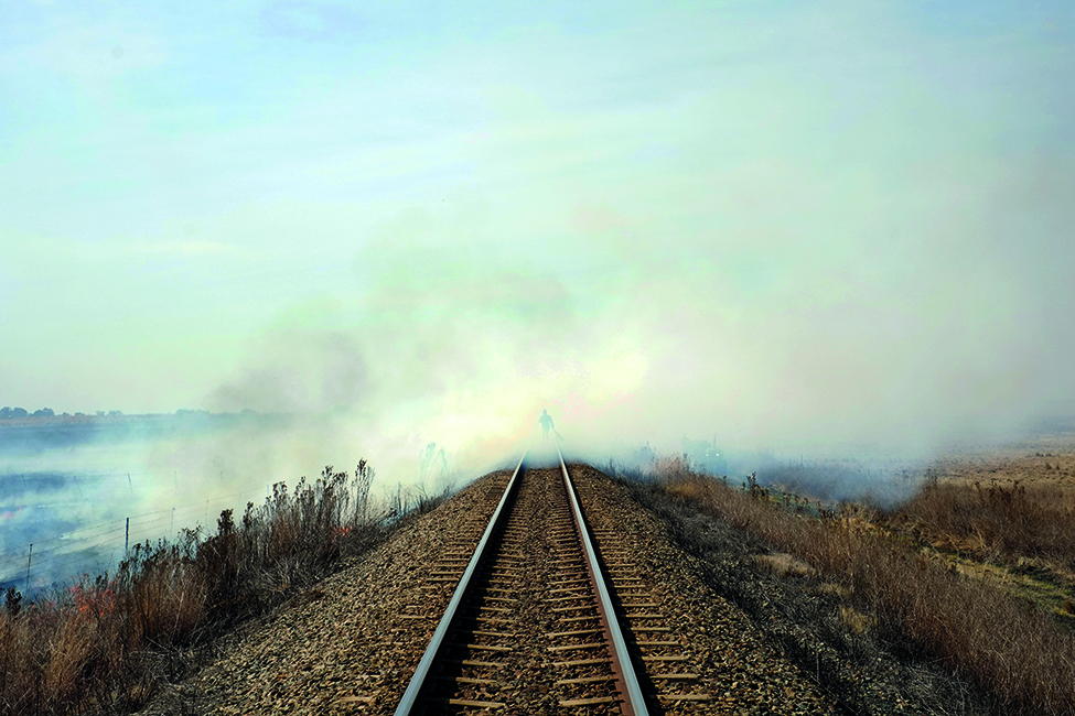 Following South Africa's Fading Railroads