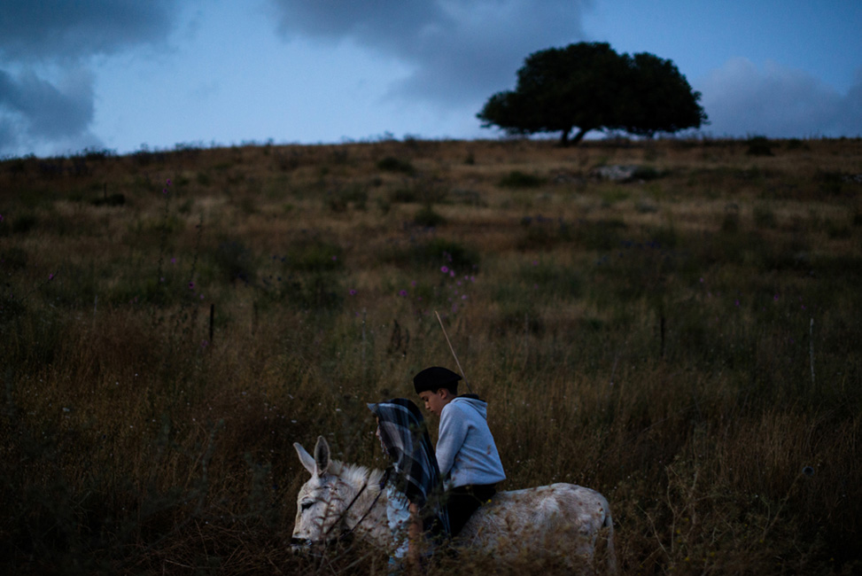 The Sweet Air of A Rural Childhood in Israel