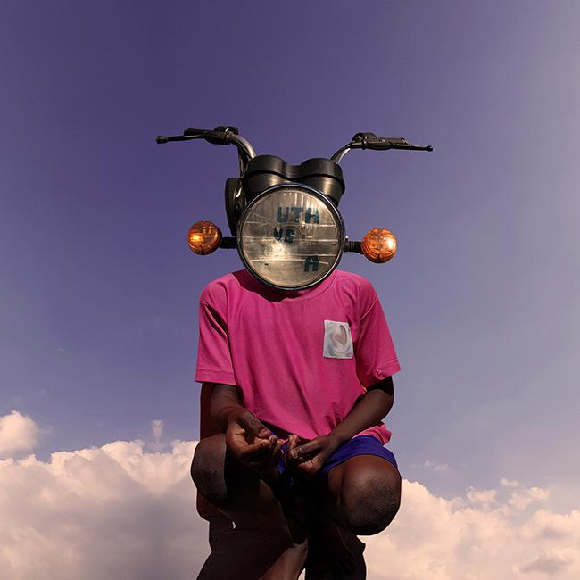 Techno Head