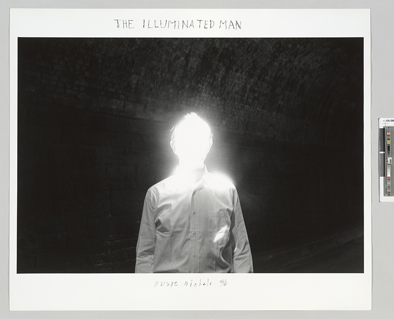 Duane Michals' Illusions and Delights